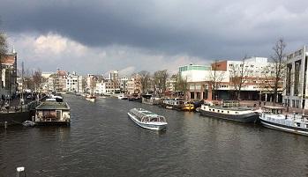 Amsterdam ist eine Reise wert!