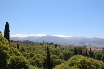 Eine Rundreise durch Spanien.